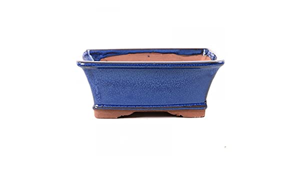 Blu 22013 BONSAI-Vaschetta rettangolare 17,5 x 14 x 7 cm