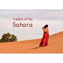 Ladies of the Sahara 2018: Fashion Models in the Sahara (Calvendo People)
