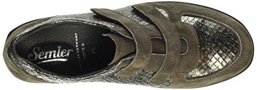Semler Judith, Sneakers femme Beige - Beige (867 fango-platin)
