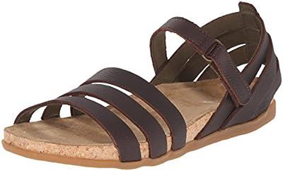 El Naturalista - Sandalias de vestir de Piel para mujer Marrón marrón