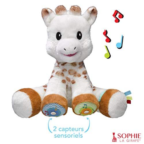 Peluche Sophie la Girafe interactive