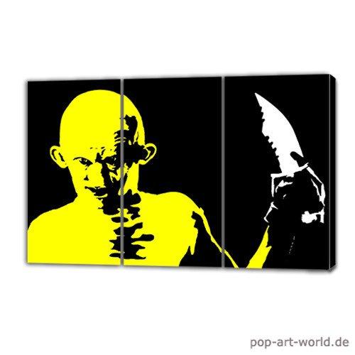 Sin City - Roark Jr. - Kunstwerk / Kunstdruck / Leinwand / Format: 120cm x 80cm x 2cm