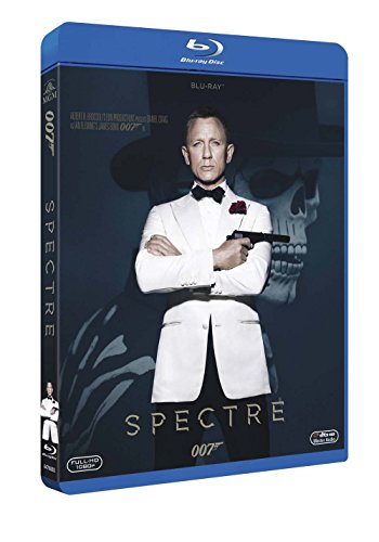 007 Spectre (Blu-Ray)