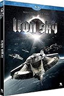Iron sky [Blu-ray] (B00A2HCHCU) | Amazon price tracker / tracking, Amazon price history charts, Amazon price watches, Amazon price drop alerts
