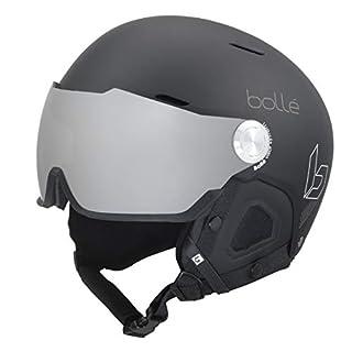 Bollé Might Visor Skihelme Black Unisex-Erwachsene 59-62 cm