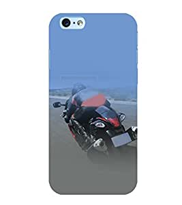 Printtech IPhone 6/6S Superfast Bike Latest Designer Printed Back Case Cover