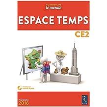 Espace Temps CE2 (+ CD-Rom)