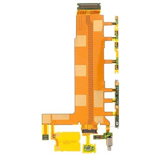 Repuesto Flex Encendido Volumen Microfono y Vibrador para Sony Xperia Z3 D6603