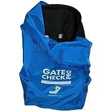 Gate Check PRO | Bolso de viaje para silla de coche | Nailon balístico ultrarresistente | Talla única | Perfecto para modelos Grupo 0-3, Alzadores incluido | Calidad imerjorable de la marca lider