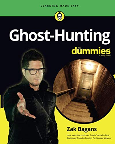 Ghost-Hunting For Dummies [Idioma Inglés]