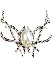 Galadriel Colgante Collar de perlas de El Señor de los Anillos El Hobbit LOTR inspirado