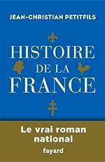 Histoire de la France de Jean-Christian Petitfils
