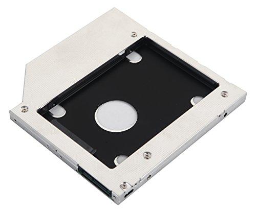 Deyoung Festplattenrahmen/Caddy, für eine 2. HDD und SSD, Adapter für Acer Aspire v17 Nitro vn7-791g VN7-792G Serie UJ8E2Q GUE1N GUE0N