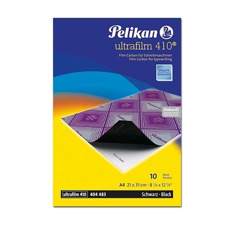 Pelikan Ultrafilm-Carbon 410, DIN A4, 10 Blatt, 1 Set