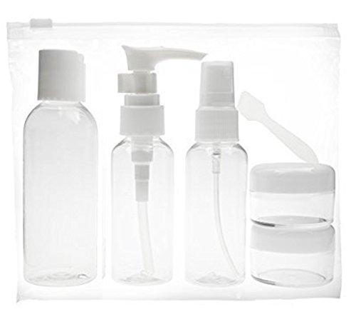 TEK® - Neceser de viaje  Transparente Trasparente