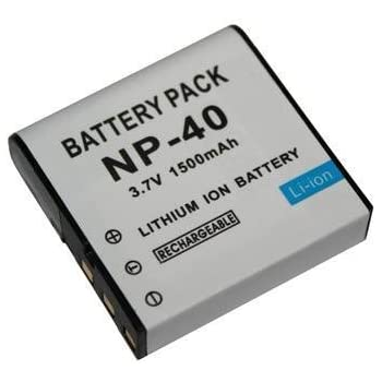 ANSMANN 5022303/05 A-Cas NP 40 Li-Ion Digicam Akku 3,7V