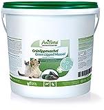 AniForte Grünlippmuschel-Pulver 1kg für Hunde und Katzen, Natürliches Gelenk-Pulver in Vollfett Qualität, Unterstützt Gelenke & Gelenkfunktion, Reines Grünlippmuschel-Extrakt, Ohne Zusätze