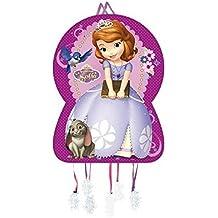 Verbetena, 014000734, piñata silueta disney princesa sofia, dimenstiones: 46x65 centimetros.