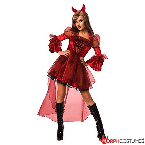 Zauberer Kostüm (Warlock Erwachsene Kostüme)