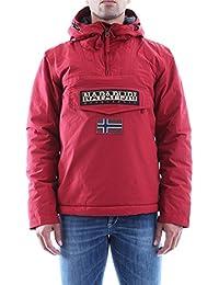 Amazon.it  Napapijri - Giacche sportive e tecniche   Abbigliamento ... e471a346c019