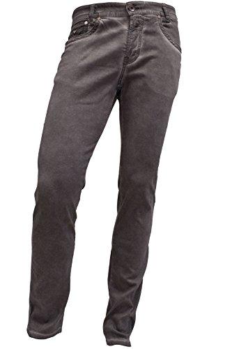 Atelier GARDEUR Herren Straight Jeans grau 098