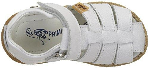 Primigi Ppd 7078, Sandales Bout Fermé Garçon Blanc (Bianco)