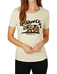 DC Shoes Bear and Palms - T-Shirt For Women EDJZT03088
