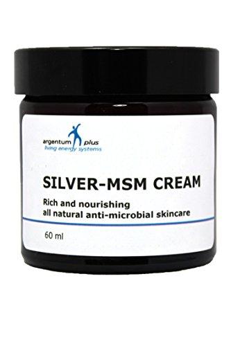 Silber-MSM Crème 60 ml -