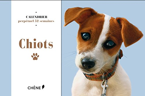 Calendrier 52 semaines Chiots