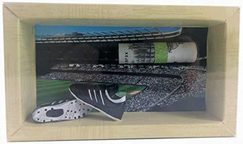 Geldgeschenk Gutschein Fussball Ticket Schuhe GS041