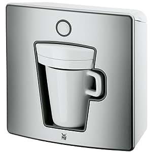 WMF 1 Kaffeepadmaschine Farbe Silber (silver)