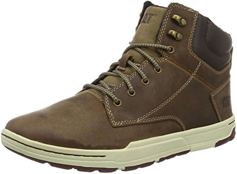 Cat Footwear COLFAX MID - Altas de cuero hombre -