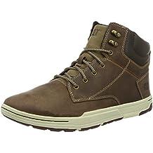 Cat Footwear COLFAX MID P716680 - Zapatillas de cuero para hombre