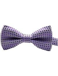 Vêtements Accessoires Violet Enfants Bébé réglable Boy / Girl Bow Tie