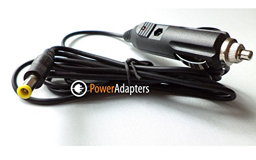 CableRite 12v Sony BDP-S4500 Blu-ray DVD Player in car adapter charger charger