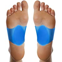 Fuß, Fußgewölbe Gel, Plantarfasziitis flach Fuß Orthopädische Kissen Kompressionsbandage für Schmerzlinderung,... preisvergleich bei billige-tabletten.eu