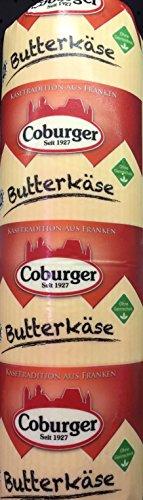 Coburger Butterkäse 2kg Rolle