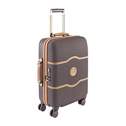 Delsey equipaje, marrón (marrón) – 00167080306