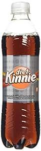 Kinnie Diet Orange and Herbal Flavour Soft Drink 500 ml (Pack of 12)