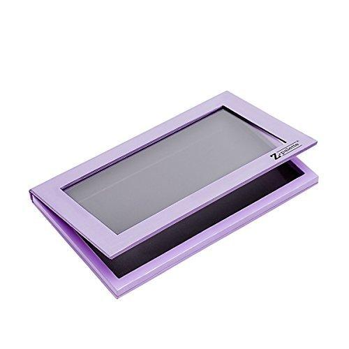 Z Palette - Palette/Boîtier de Maquillage - Grand Violet - Maquillage Non Compris