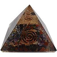 Pyramide-Energie-Generator Multistone Spiritual Feng Shui-Energie-Generator Reiki Healing Kristall preisvergleich bei billige-tabletten.eu