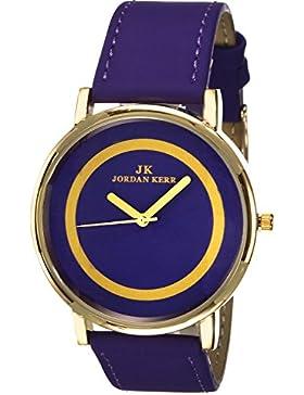 Schicke analoge JORDAN KERR Armbanduhr für Damen nickelfrei, JK2792L/2