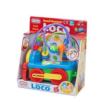 Padgett Fun Time Ball Blowing Loco