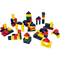 URBN Toys 100 Piece Wooden Construction Set