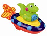 Sassy Pull and Go Boat - Gator (Multi co...