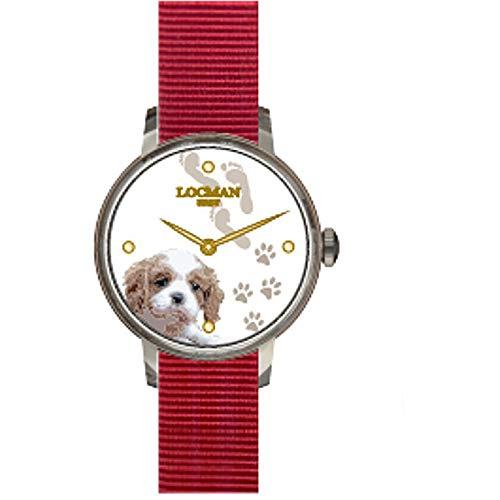 Reloj Solo Tiempo niño Locman 1960 clásico cód. F253A08S-00WHCA1NR
