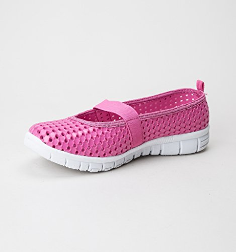 Holees  Kids Mary Jane, Mocassins pour fille rose rose Rose