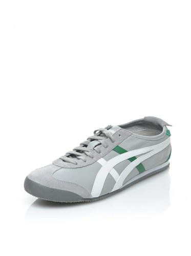 Onitsuka Tiger Mexico 66 Sneakers, Unisex Adulto Grigio/Bianco