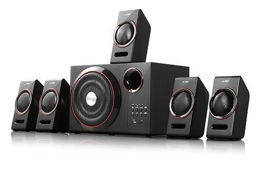 7. F&D F-3000U 5.1 Multimedia USB reader Home Theater Speaker