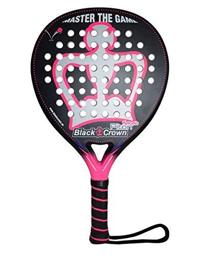 Black Crown Piton Nakano (Padel - Pop Tennis - Plattform Tennis - Paddeltennis) 2019